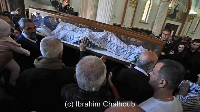 Avant la résurrection! Photo (C) Ibrahim Chalhoub