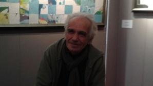 Jacques Lavigne, artiste peintre. Photo: MD