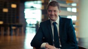 Fabrice Lavergne PDG du Groupe Pavillon. Photo (c) Jean-Charles Wundele. Cliquez ici pour accéder au site