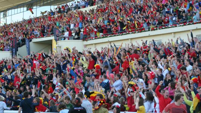 Onirique Ontologie: La Belgique en 1/8e de Coupe du Monde