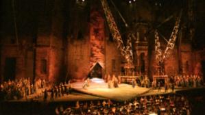 Verdi, Otello 2003. Photo © Grand Angle Orange - Chorégies d'Orange