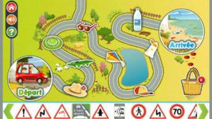 Appli Sécurité routière pour juniors