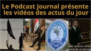 Les actualités en 4 vidéos du 12 septembre 2014