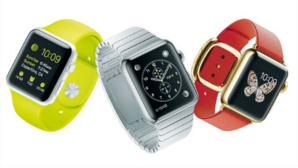 Apple Watch. Cliquez ici pour commander des montres connectées