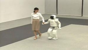 Asimo, projet de Honda pour l'aide à la mobilité