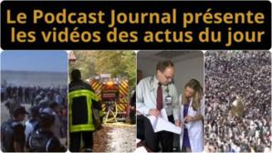 Les actualités en 4 vidéos du 2 octobre 2014
