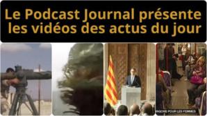 Les actualités en 4 vidéos du 14 octobre 2014
