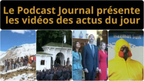 Les actualités en 4 vidéos du 16 octobre 2014