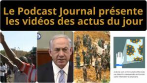 Les actualités en 4 vidéos du 30 octobre 2014
