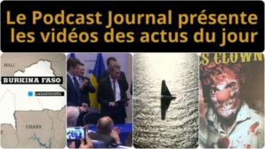 Les actualités en 4 vidéos du 31 octobre 2014