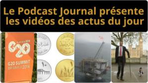 Les actualités en 4 vidéos du 14 novembre 2014