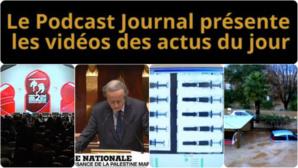 Les actualités en 4 vidéos du 28 novembre 2014
