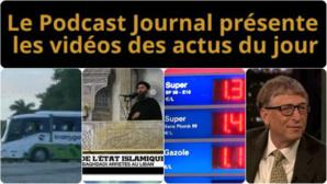 Les actualités en 4 vidéos du 2 décembre 2014