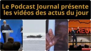Les actualités en 4 vidéos du 5 décembre 2014