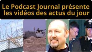 Les actualités en 4 vidéos du 9 décembre 2014
