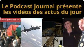 Les actualités en 4 vidéos du 11 décembre 2014