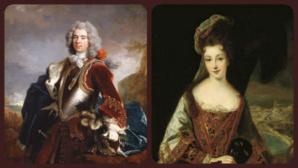 Jacques de Matignon et Louise-Hippolyte Grimaldi