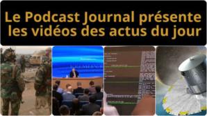 Les actualités en 4 vidéos du 19 décembre 2014