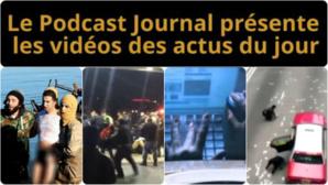 Les actualités en 4 vidéos du 25 décembre 2014