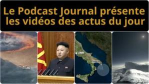 Les actualités en 4 vidéos du 2 janvier 2015