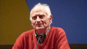 Michel Serres. Photo (c) Espace des sciences. Cliquez ici pour accéder à la page des ouvrages de l'auteur
