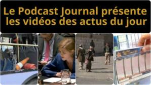 Les actualités en 4 vidéos du 22 janvier 2015