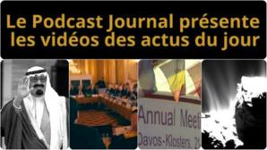 Les actualités en 4 vidéos du 23 janvier 2015