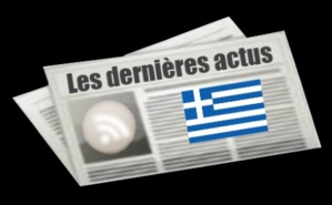 Les dernières actus de Grèce