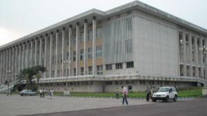 Le Palais du Peuple à Kinshasa. Photo (c) Radio Okapi