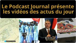 Les actualités en 4 vidéos du 3 février 2015