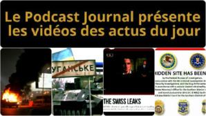 Les actualités en 4 vidéos du 9 février 2015