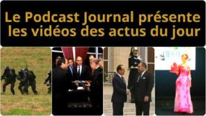 Les actualités en 4 vidéos du 10 février 2015