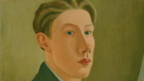 Autoportrait par Théodore Strawinsky, 1925.