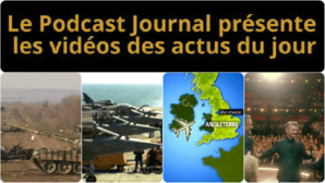 Les actualités en 4 vidéos du 23 février 2015