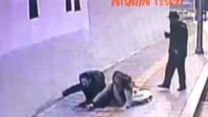 Image de la caméra de surveillance.