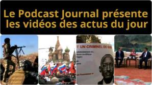 Les actualités en 4 vidéos du 2 mars 2015