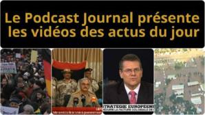 Les actualités en 4 vidéos du 3 mars 2015