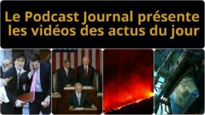 Les actualités en 4 vidéos du 5 mars 2015