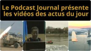 Les actualités en 4 vidéos du 9 mars 2015
