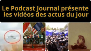 Les actualités en 4 vidéos du 10 mars 2015