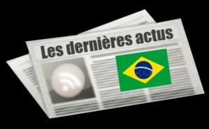 Les dernières actus du Brésil