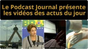 Les actualités en 4 vidéos du 17 mars 2015