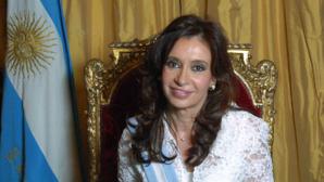 Cristina Kirchner, présidente de l'Argentine. Photo (c) Presidencia de la Nación Argentina