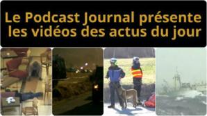 Les actualités en 4 vidéos du 2 avril 2015