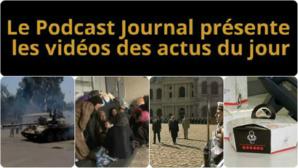 Les actualités en 4 vidéos du 7 avril 2015