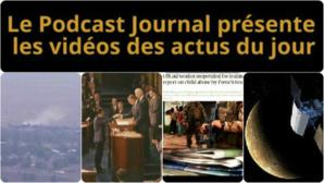 Les actualités en 4 vidéos du 30 avril 2015