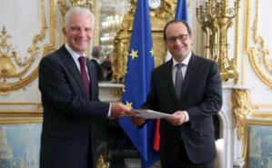Photo © Marie Etchegoyen / Présidence de la République française