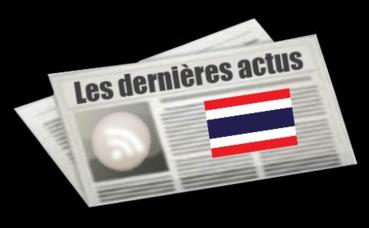 Les dernières actus de Thailande