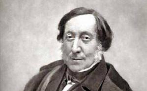 Gioacchino Rossini (image du domaine public). Cliquez ici pour commander l'oeuvre