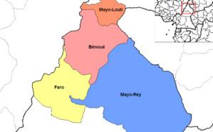 La région du Nord-Cameroun. Image du domaine public.